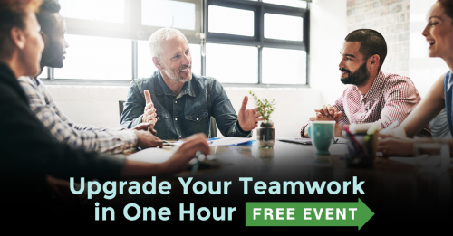 Upgrade your teamwork in one hour