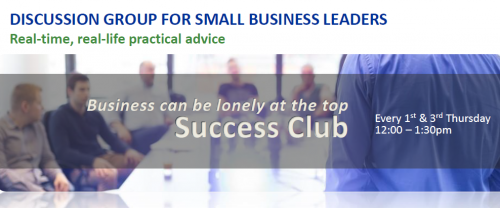 Discussion Group for Small Business Leaders