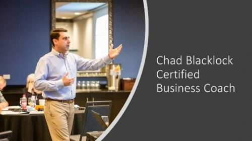 Chad Blacklock Inspire Results Business Coach